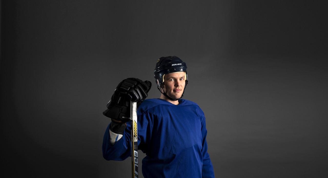 Ijshockey clinic