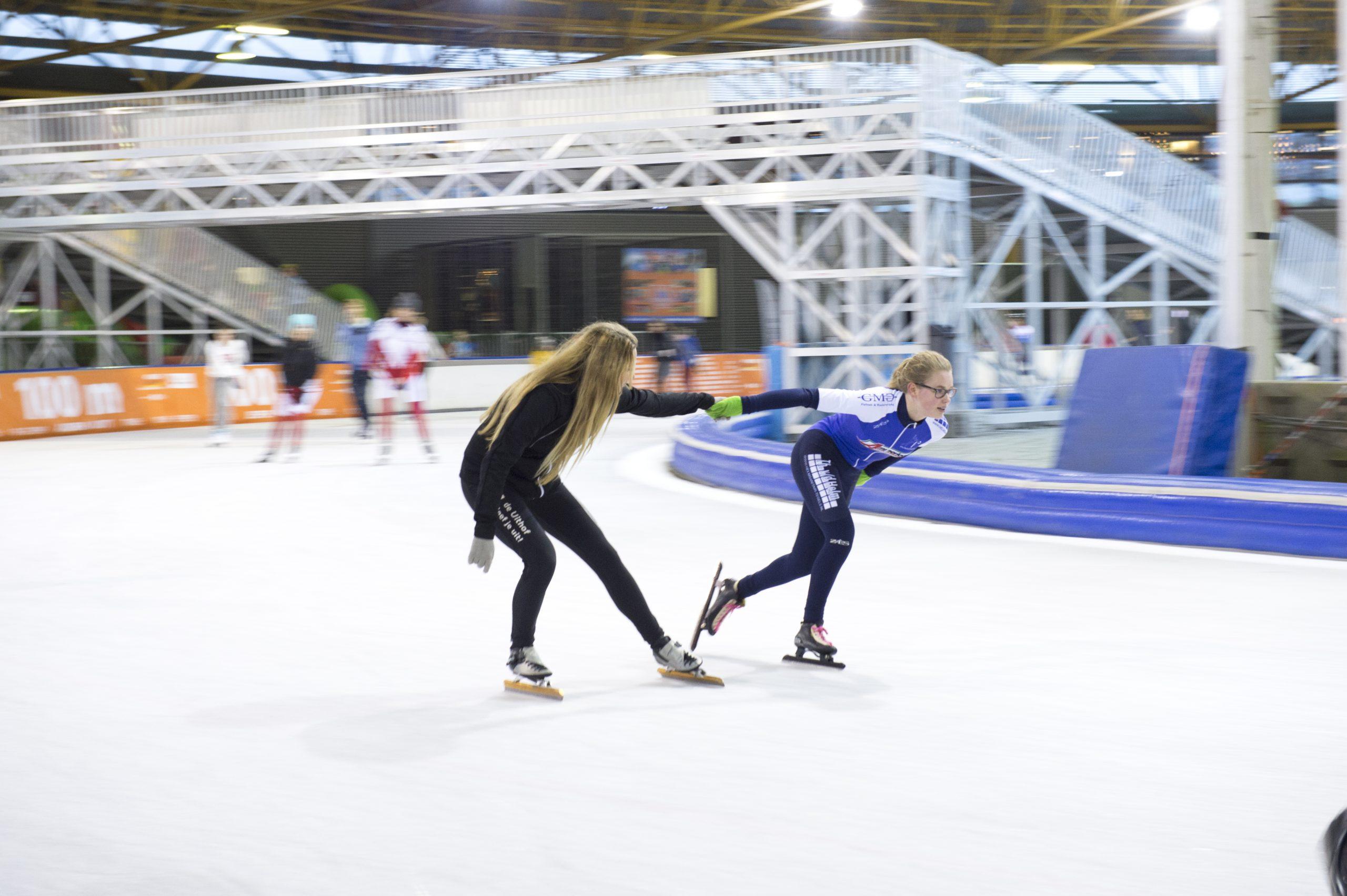 Priveles schaatsschool