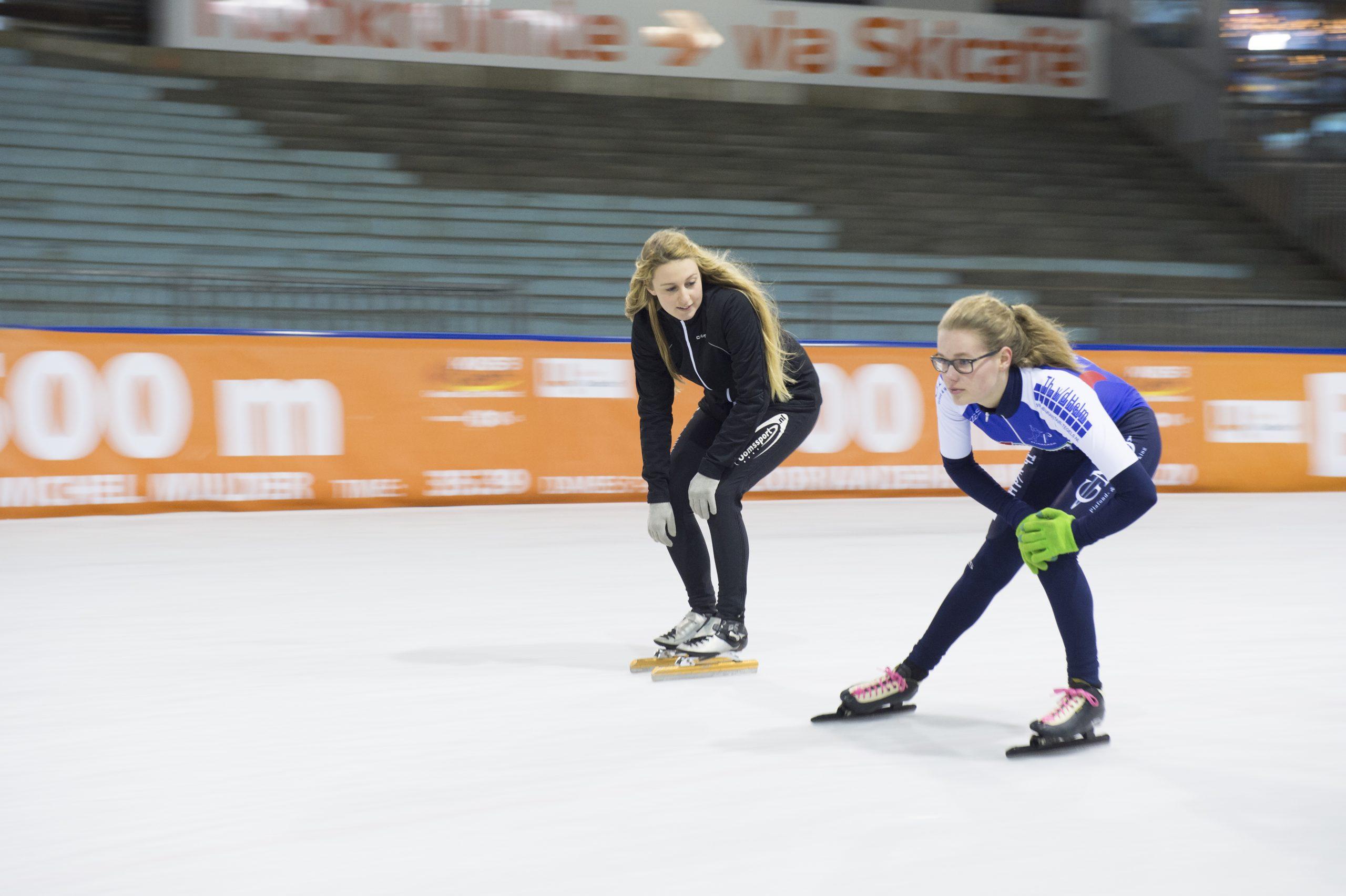 Priveles schaatsen