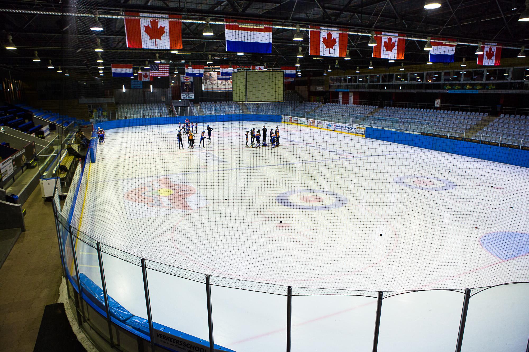 IJshockeyhal De Uithof