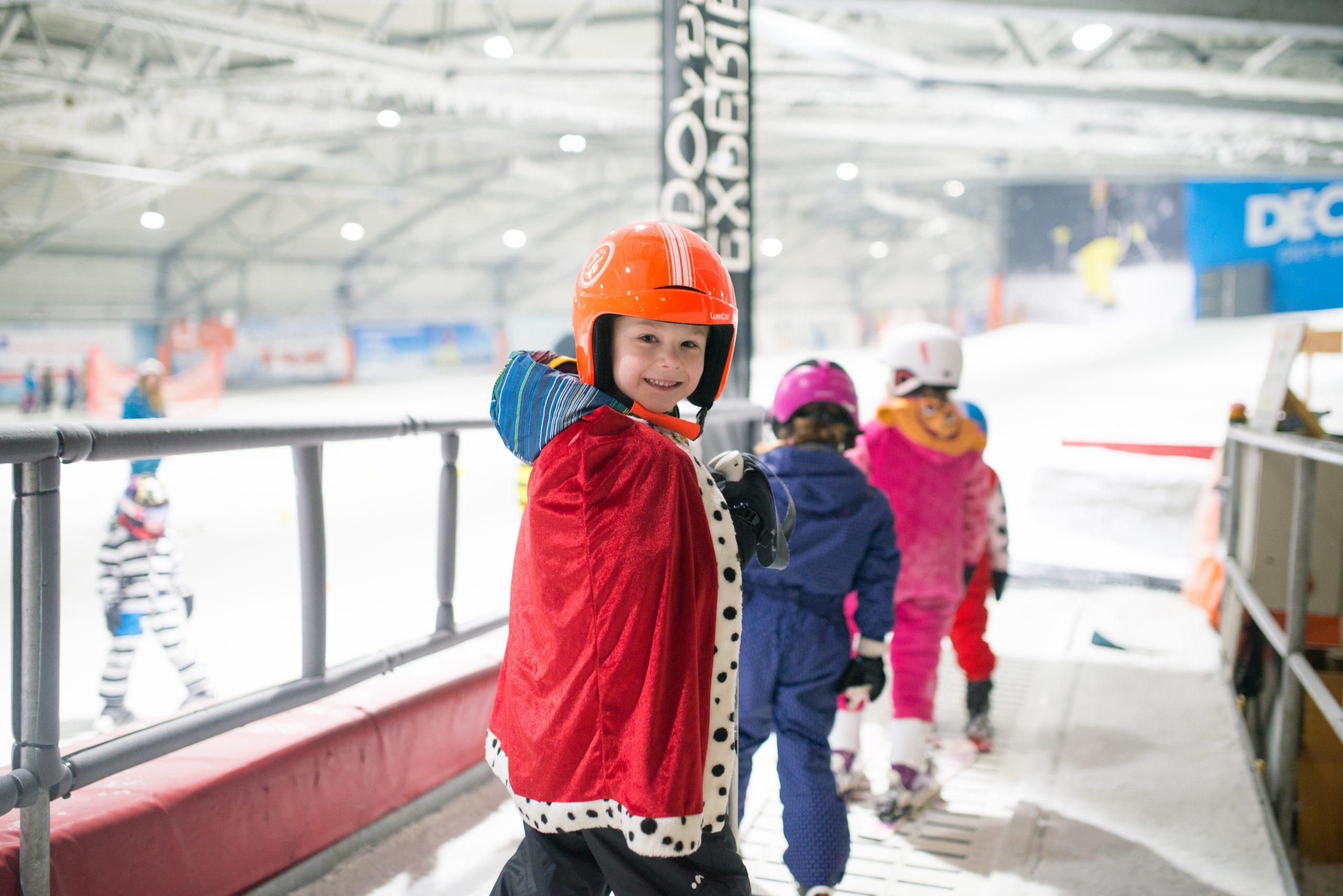 Happy Kids sneeuwbaan