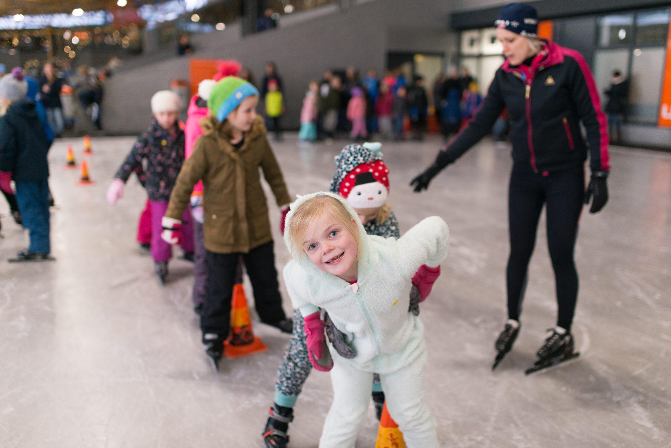 Happy Kids schaatsbaan