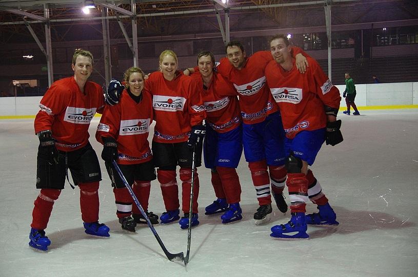 IJshockeyclinic