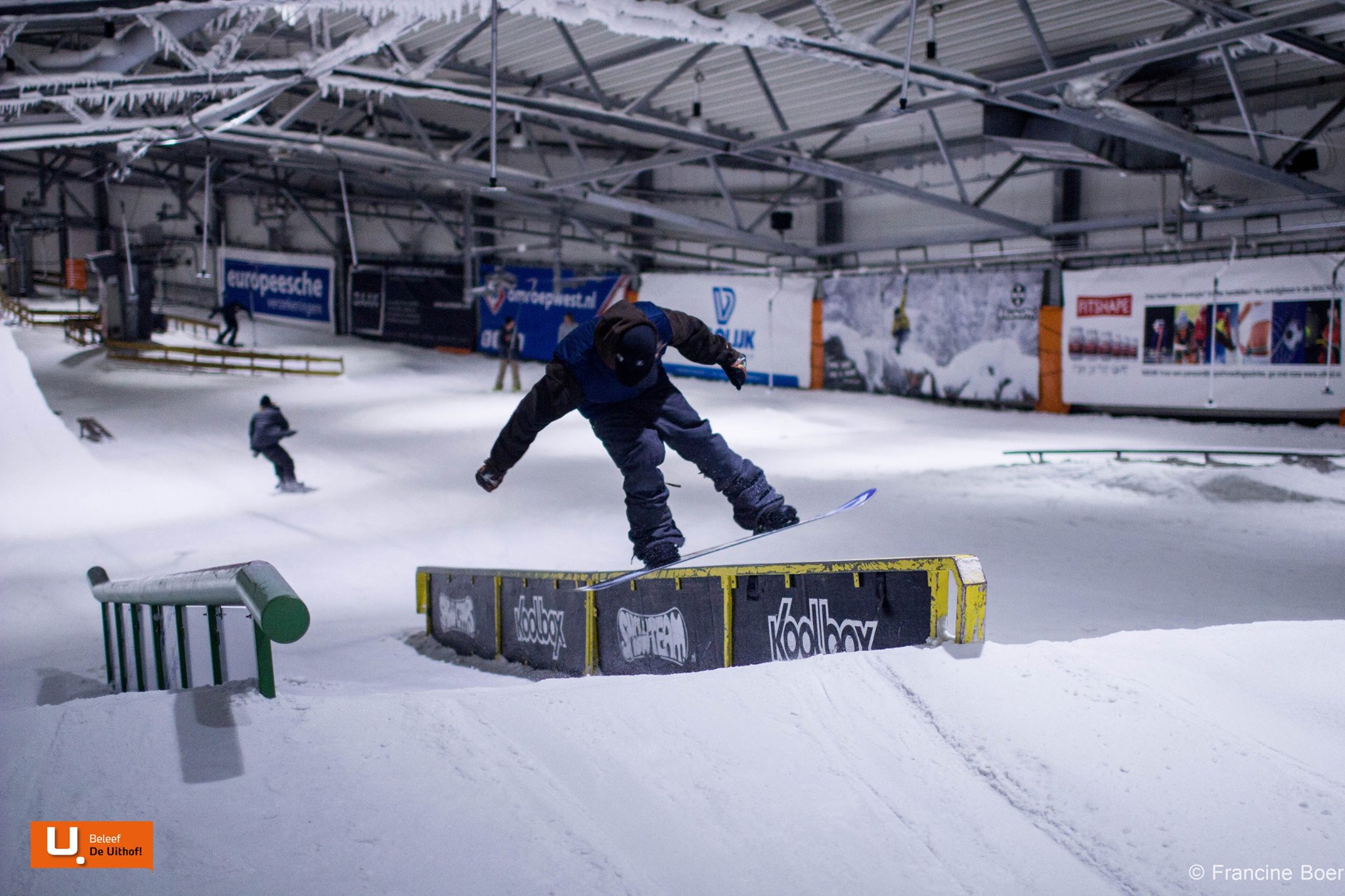 uithof scneeuwbaan