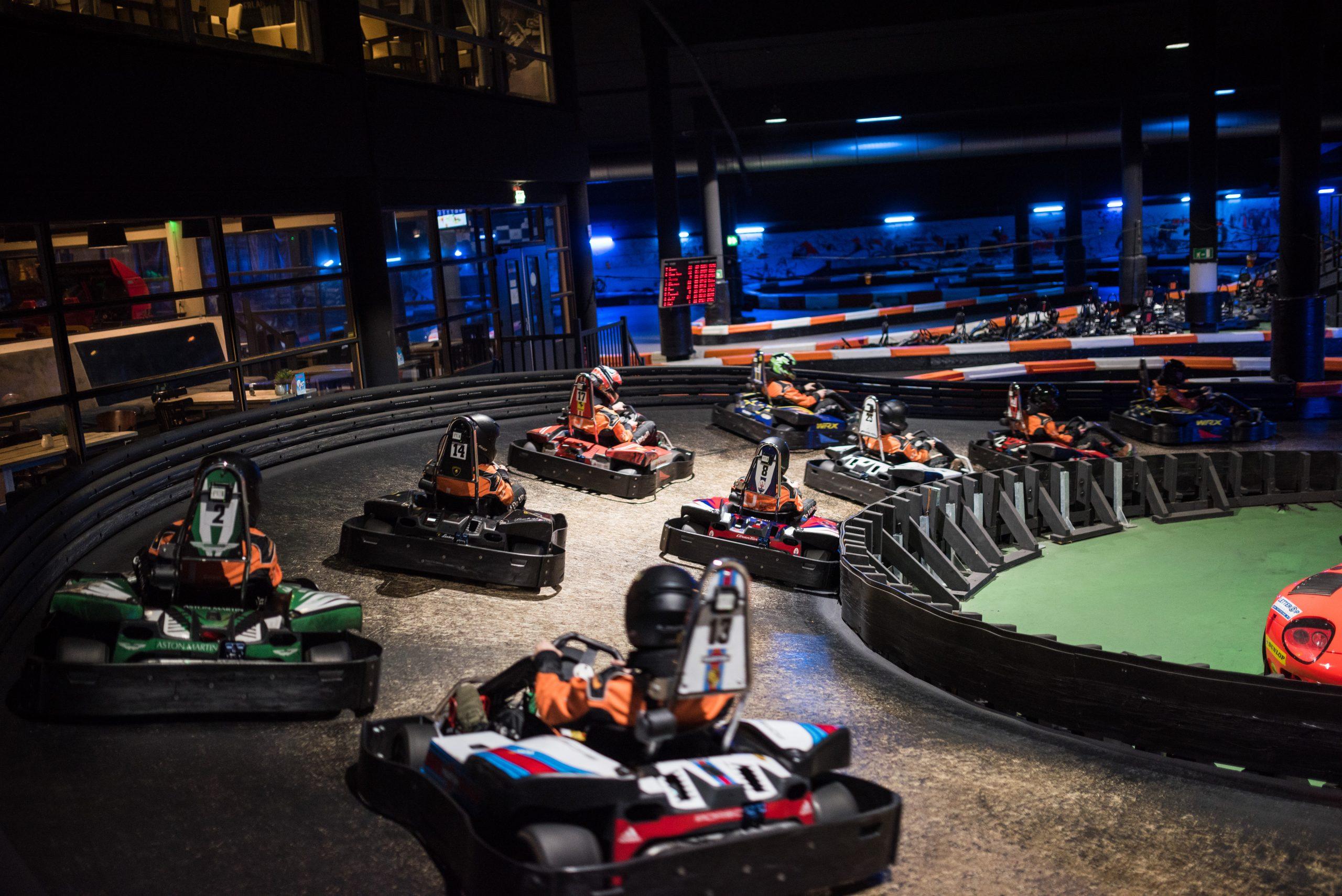 Kart & Games Familieheat