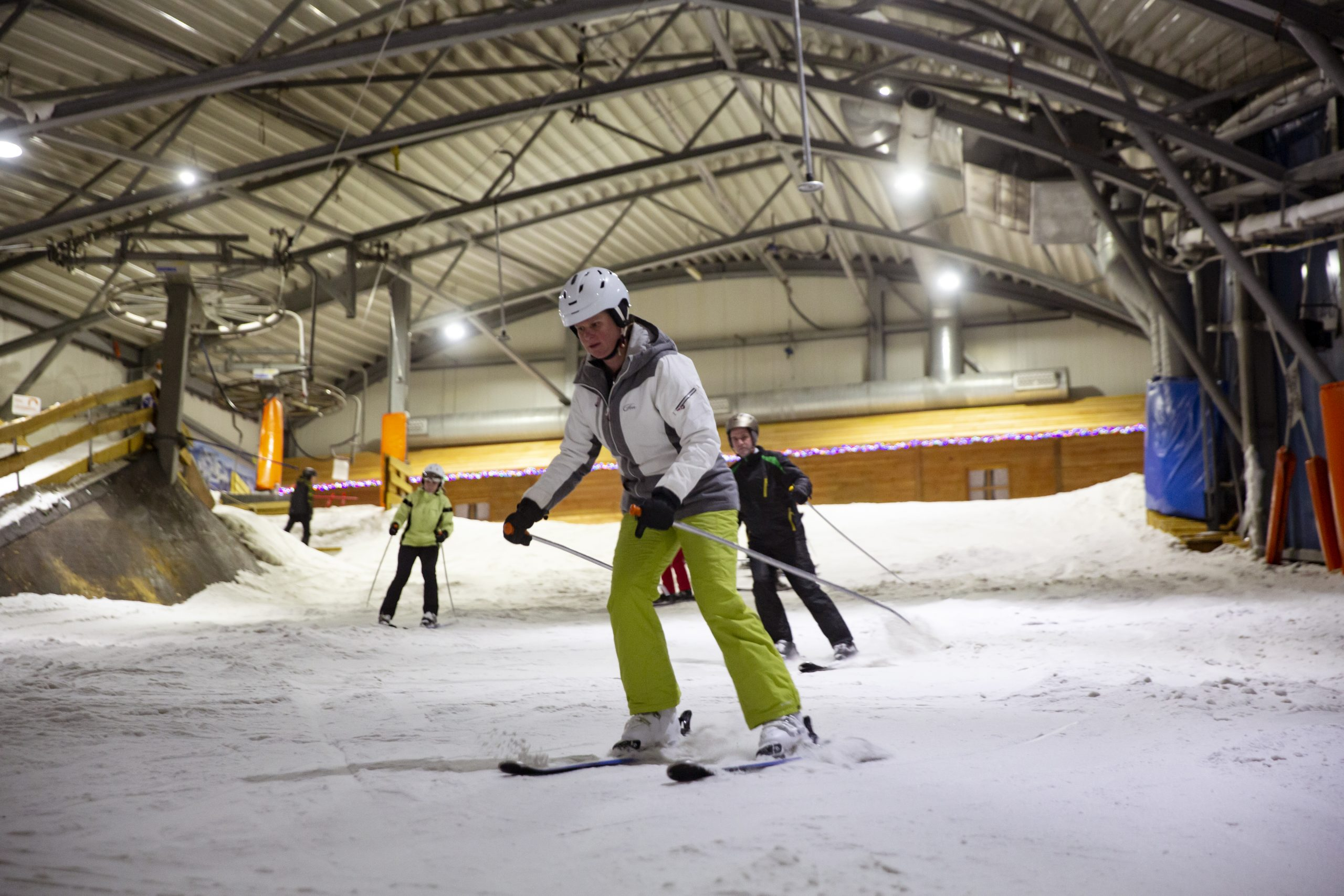 Skiën De Uithof