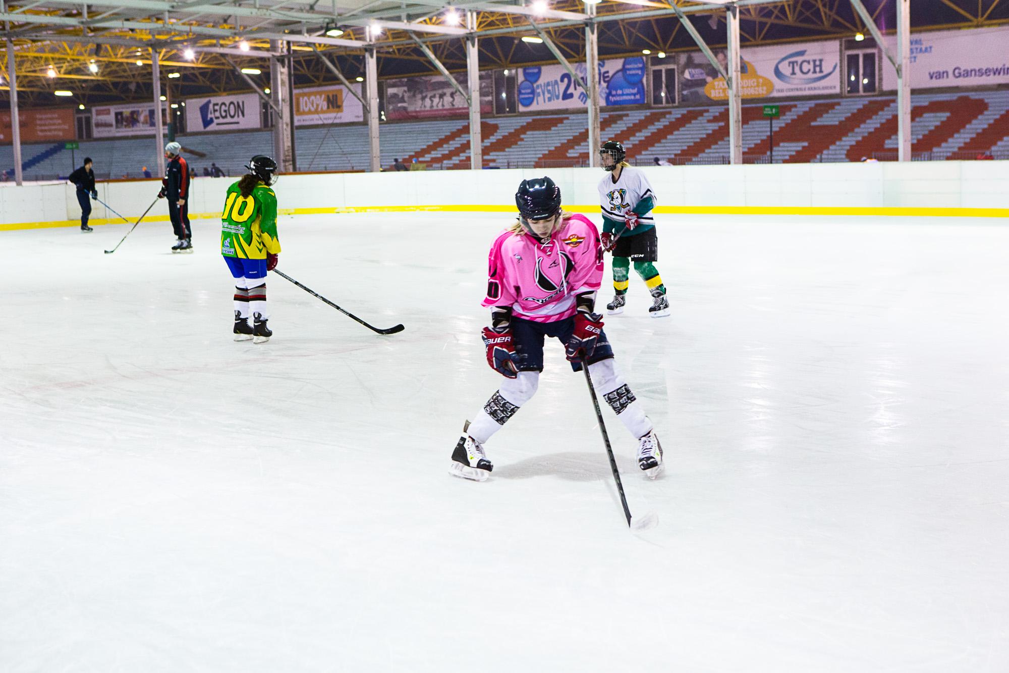 IJshockey De Uithof